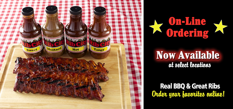 Online Ordering Now Available at Select Locations | Real BBQ & Great Ribs | Order Your Favorites Online