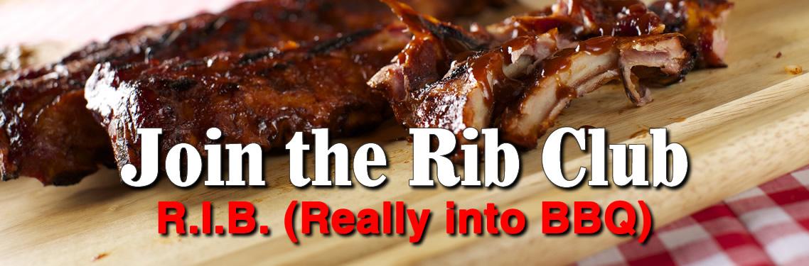 Join the Rib Club